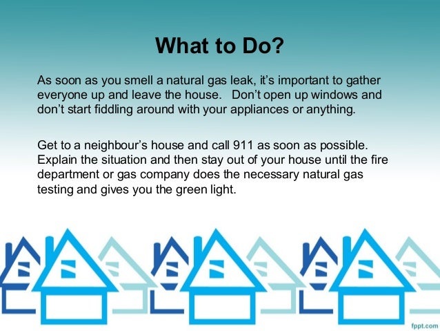 Dangers Of Natural Gas In Your Home