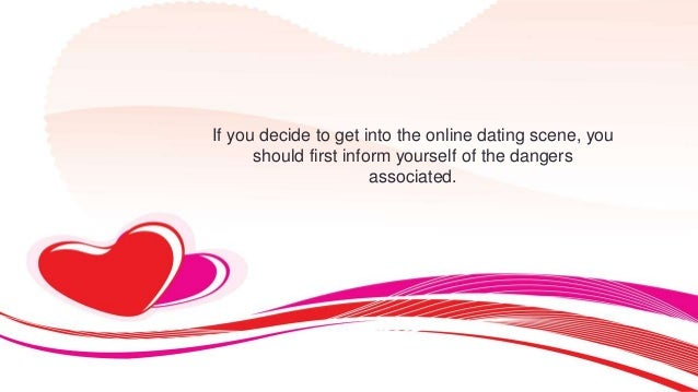 Dangers of Dating an Unknown Person From The Web