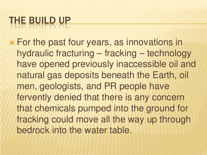 the dangers of fracking Hydraulic fracturing or fracking is a process used to stimulate well production in the oil and gas industry  exposure to silica during hydraulic fracturing.