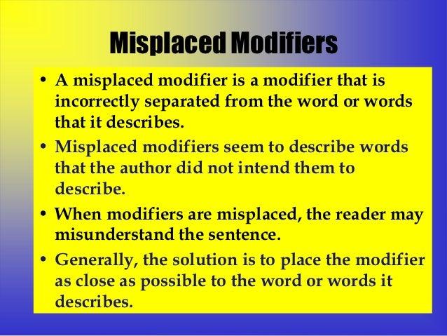 All Worksheets Dangling And Misplaced Modifiers Worksheet Free – Dangling and Misplaced Modifiers Worksheet