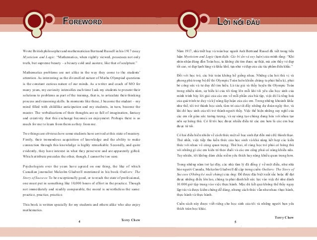 Đánh thức tài năng toán học - Quyển 7 (14-15 tuổi) | Sách toán song ngữ singapore Slide 3