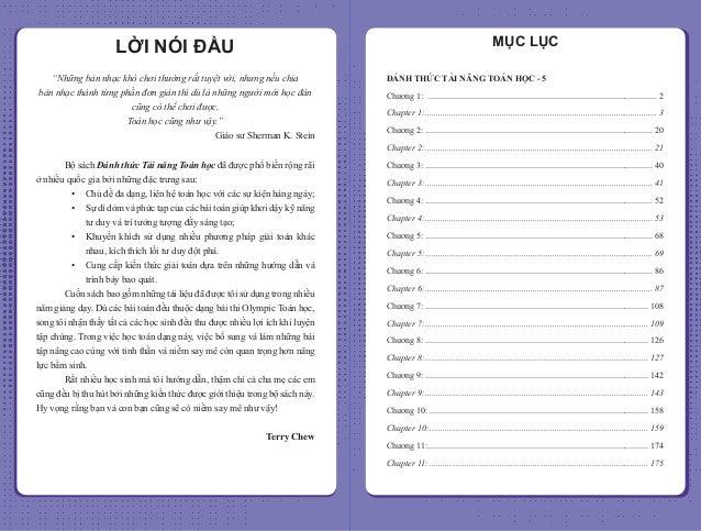 Đánh thức tài năng toán học - Quyển 5 (11-13 tuổi) | Sách toán song ngữ singapore Slide 3