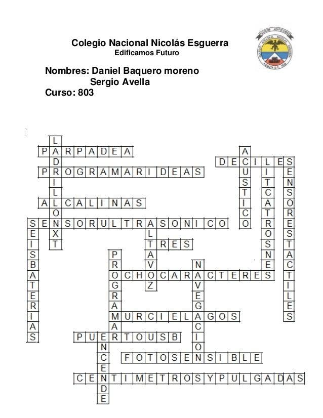 Colegio Nacional Nicolás Esguerra  Edificamos Futuro  Nombres: Daniel Baquero moreno  Sergio Avella  Curso: 803
