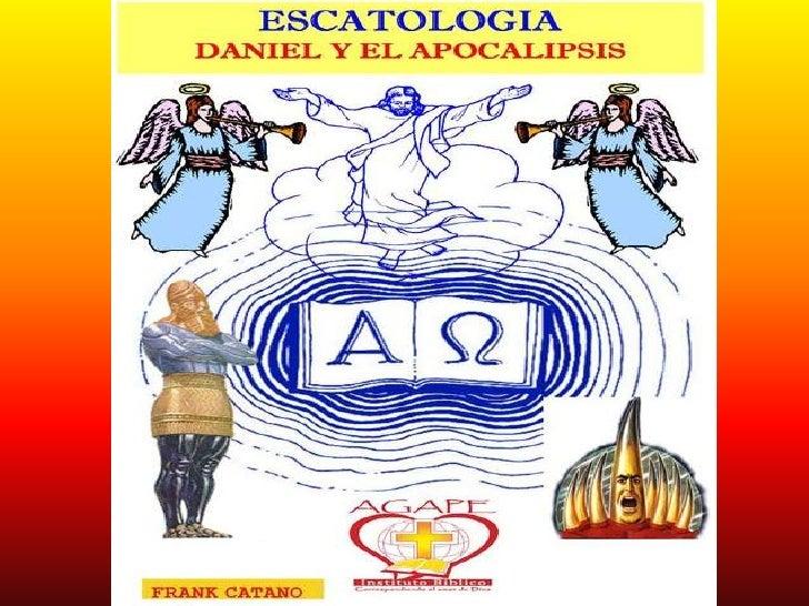 II. Sección Profética (7 – 12)                         1ero de                         Belsasar– Visión de 4 bestias y el ...