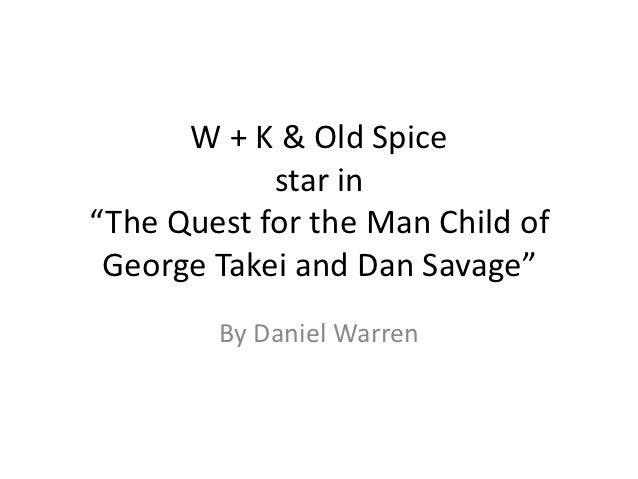 Old spice case study wieden kennedy