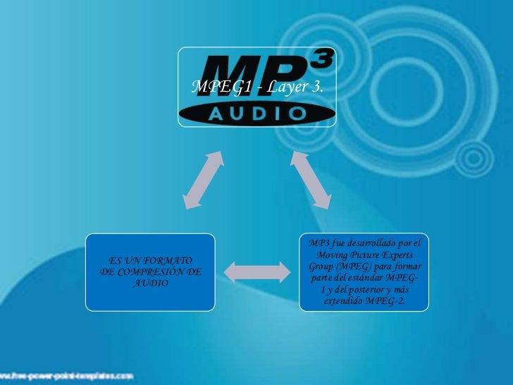 es un grupo de      trabajodel ISO/IEC encargado de desarrollar   estándares de  codificación de  audio y vídeo.      El M...