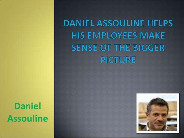 Daniel Assouline