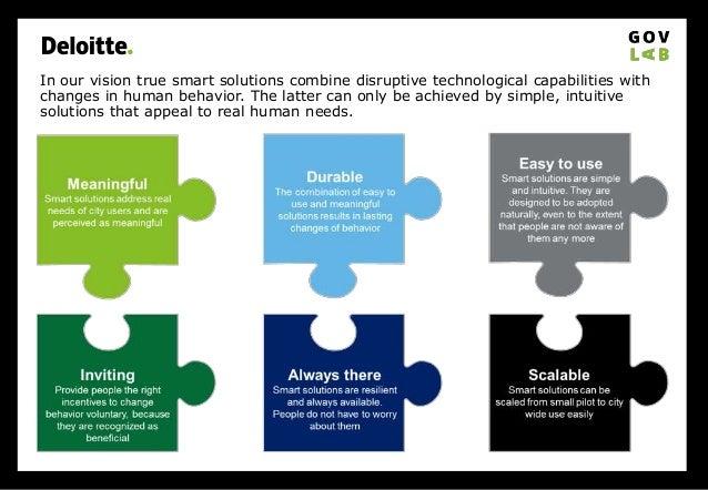 Smart City Challenge >> Daniel Charite - Smart City Capability Framework Workshop - Mindtrek…