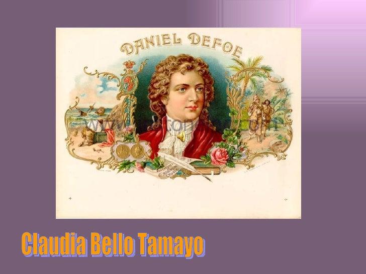 Claudia Bello Tamayo