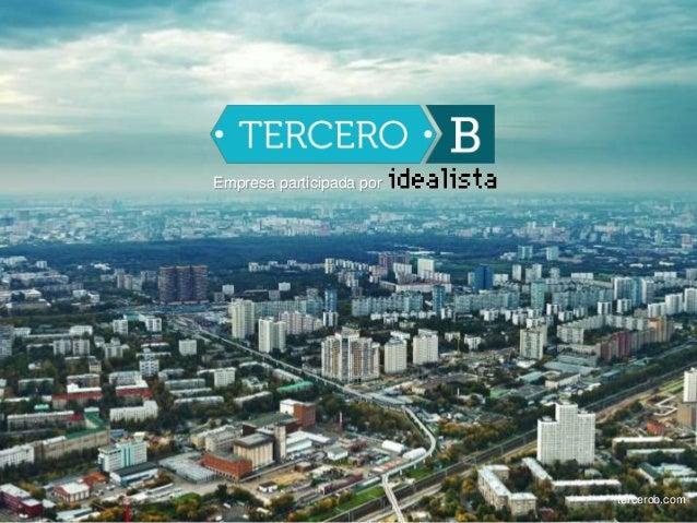 tercerob.com Empresa participada por