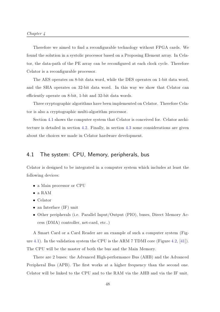 Phd thesis fpga