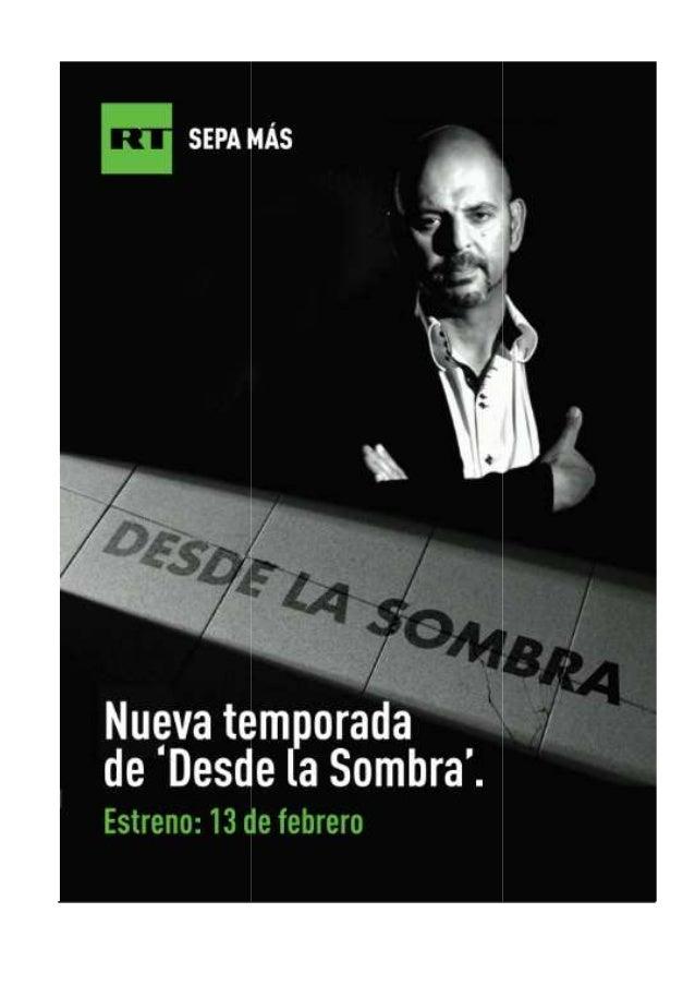 OBRAS DE DANIEL ESTULINEL INSTITUTO TAVISTOCK - 2011En su obra más ambiciosa y reveladora desde Laverdadera historia del C...