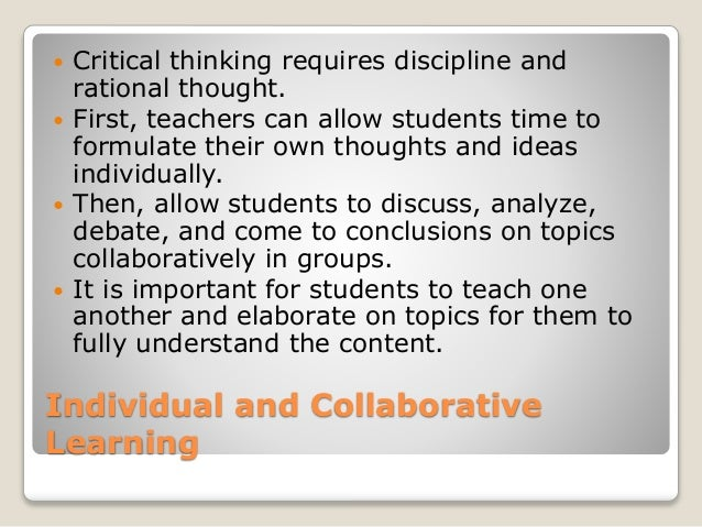 critical thinking topics for presentation Think about some topics that interest you – what sort of discussions do you like  the most you can pick something from the curriculum also.