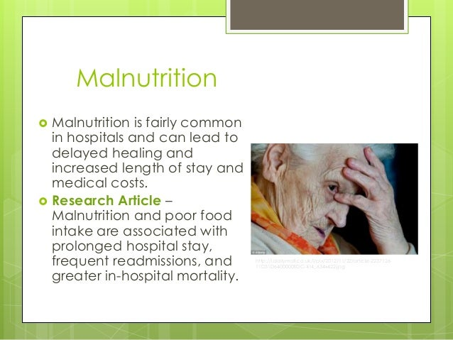 essay on malnutrition