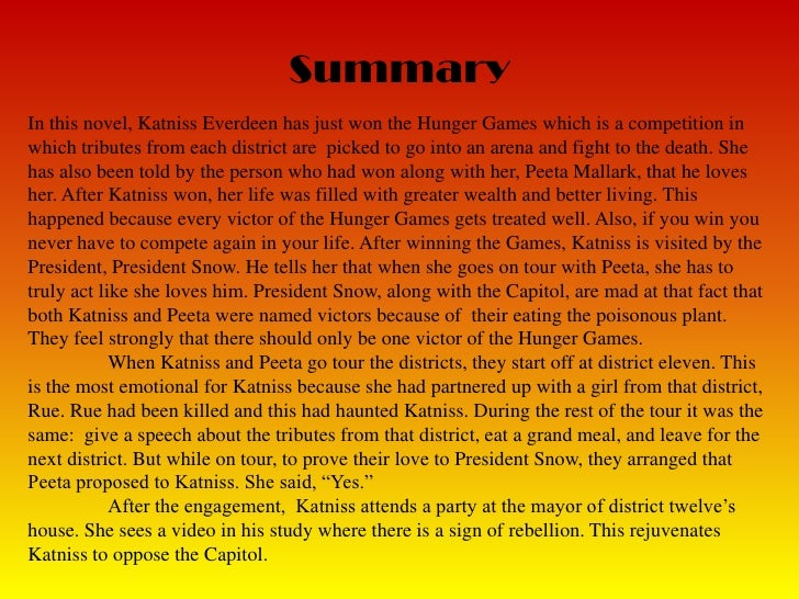 hunger games 2 catching fire book report Catching fire - hunger games 2 book summary and study guide suzanne collins booklist suzanne collins message board detailed plot synopsis reviews of catching fire - hunger games 2.