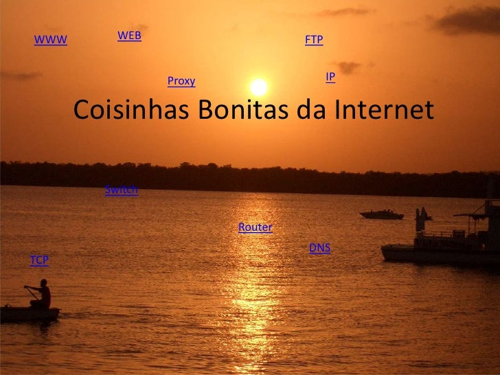 WWW       WEB                     FTP                    Proxy                  IP         Coisinhas Bonitas da Internet  ...