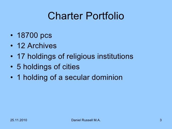 Virtual German Charters Network Slide 3