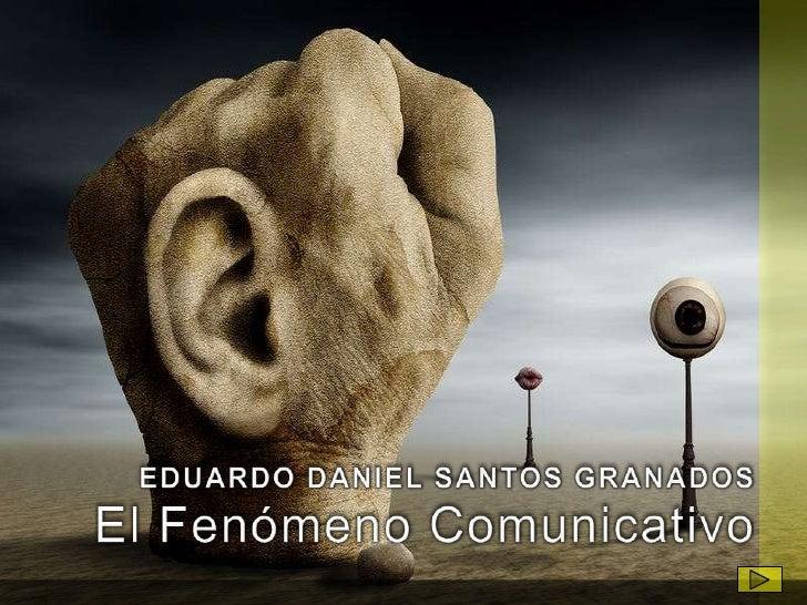 Elementos del fenómeno comunicativos — FUENTE O MENSAJEEl mensaje expresa la información que el emisor quiere transmitir a...