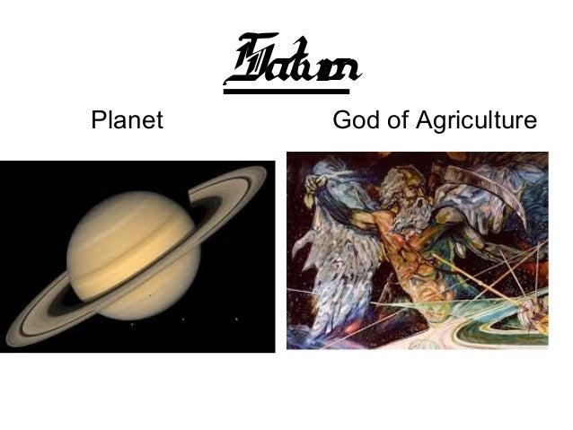 Uranus Roman God Daniel's gods and plan...