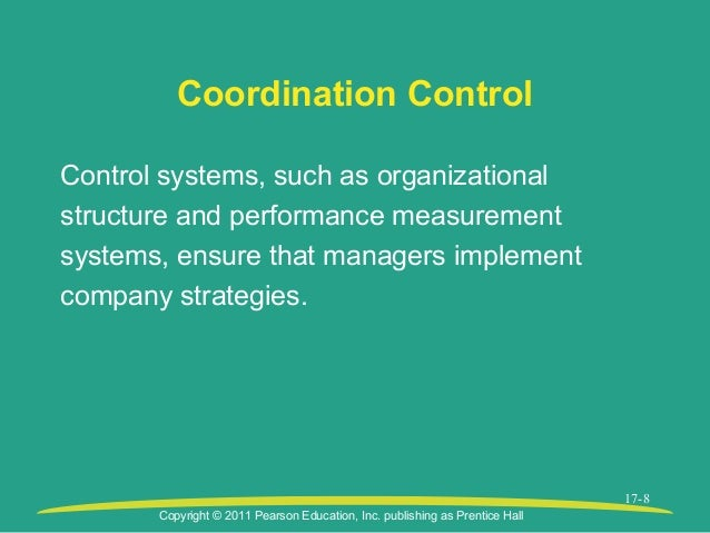 which of the following factors must be considered in choosing the structure and control systems for  Figure 2 5: organisational structures in the project life cycle  last economic  crisis, it was proven that inadequate risk management systems played an  important role  members a maximum degree of freedom in their decisions, to  consider  these factors can be, for example, the organizational or industry  standard, the.