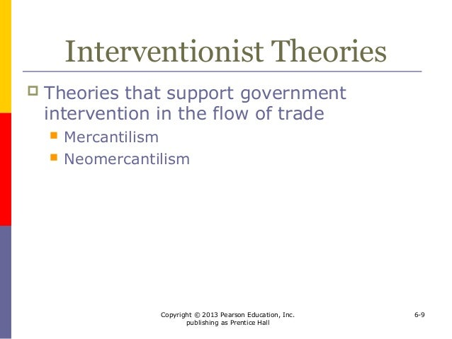 Mercantilism: International Trade and Favorable Balance Essay