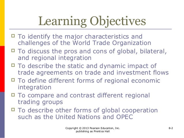 "world trade organization and regional trade 14 articles on ""free trade and globalization"" and 2 related issues:  the world trade organization,  there have been numerous regional free trade agreements."