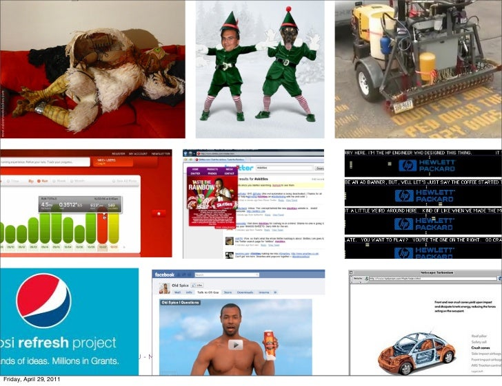 03.04.10 // ORBIT // ORBIT BOULDER DIGITAL CAMPAIGN             4.27.11 // EVOLUTION BUREAU - MAKING DIGITAL WORK         ...