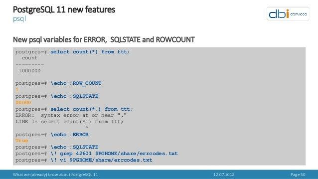 Syntax Error At Or Near Postgres
