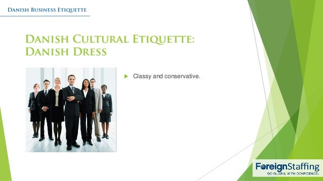 Danish business etiquette 8 638gcb1453309586 classy and conservative reheart Choice Image
