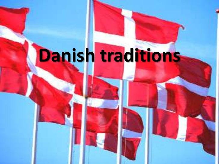 Danish traditions<br />