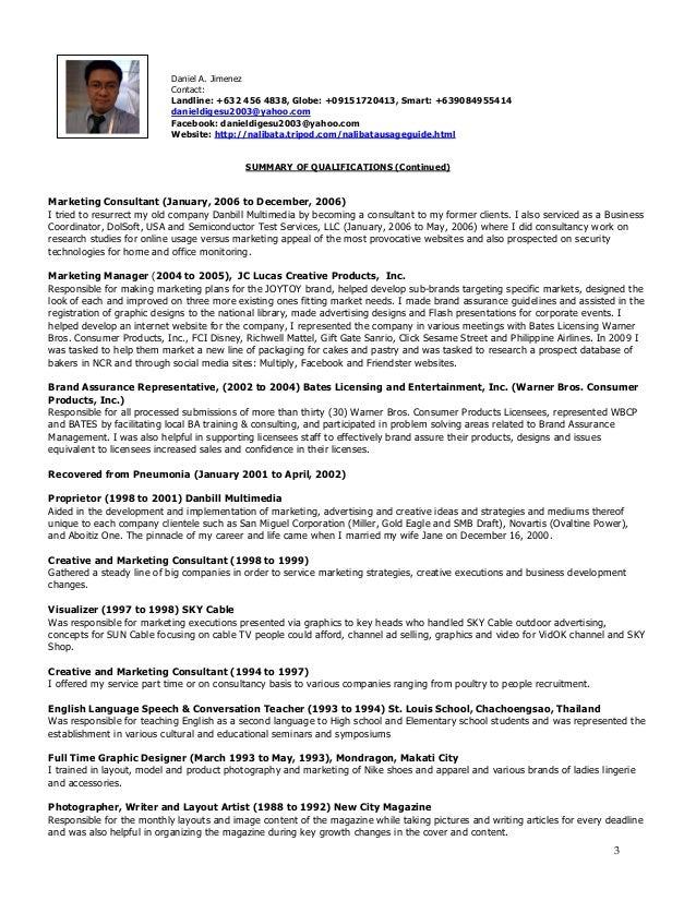 Ziemlich Marketing Koordinator Lebenslauf Fähigkeiten Ideen - Entry ...