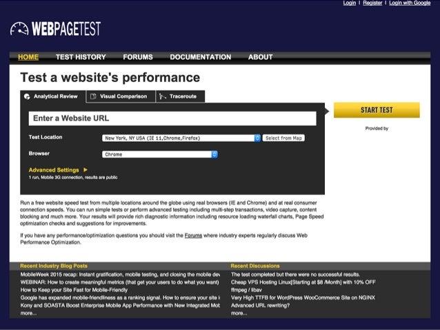 HTML CSS JS Images Webfonts 60kb 58kb 29kb Averages taken from httparchive.org 87kb (~4 images) 87kb (~6 webfonts) 321.98 ...
