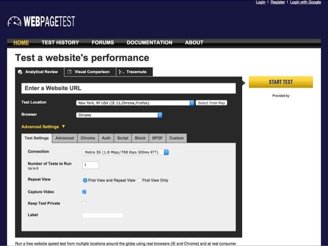 HTML CSS JS Images Webfonts 60kb 58kb 29kb Averages taken from httparchive.org 114kb (~6 images) 60kb (~4 webfonts) 321.98...