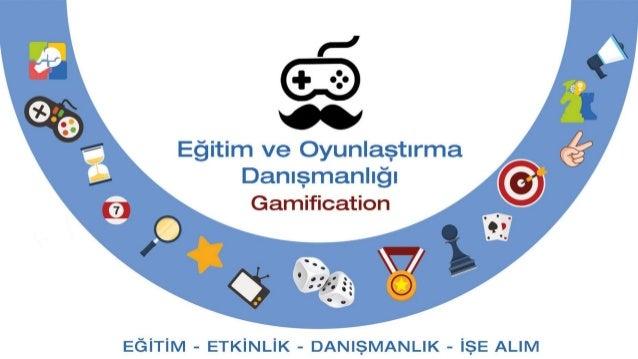 Eğitim ve Oyunlaştırma Danışmanlığı Katalogu