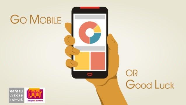 Мобильность - трансформация бизнеса и маркетинга в условиях нового медиа потребления