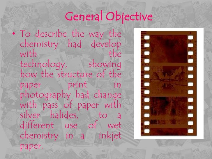 the chemistry of digital photography and The most light-sensitive compounds are silver salts, and the photography that   photography is being rapidly displaced by so-called digital photography,.