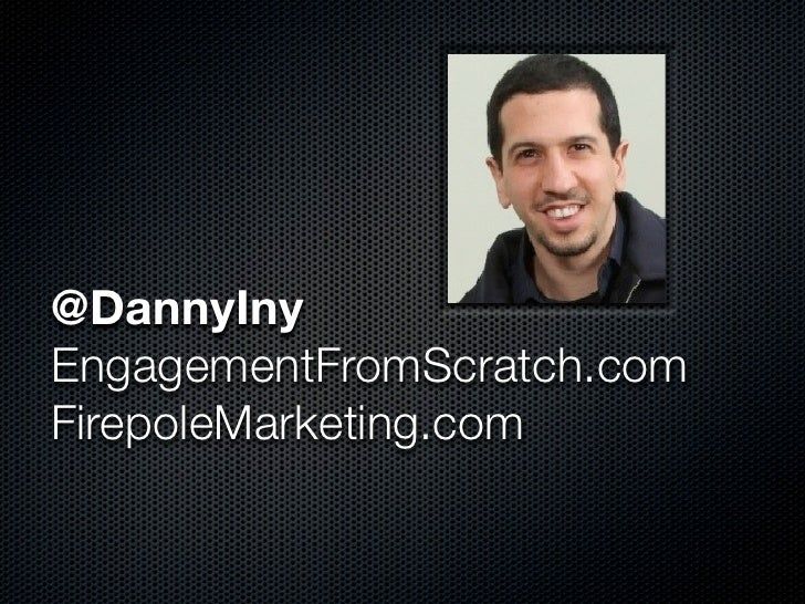Life, Prioritized: Interview with Danny Iny of Firepole Marketing