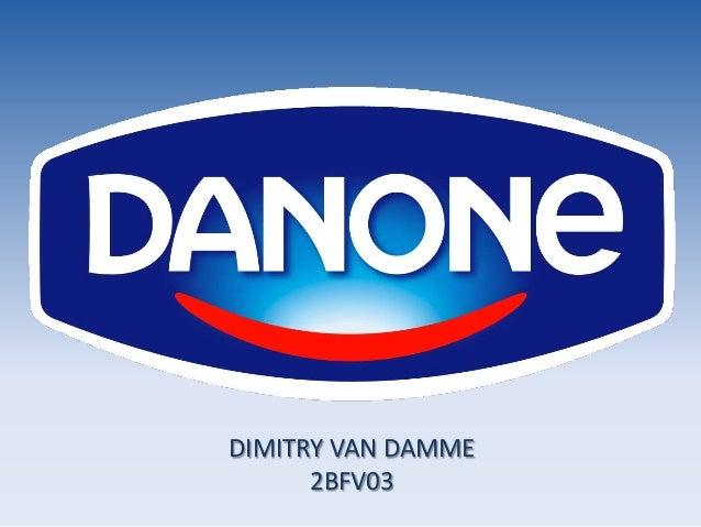 DIMITRY VAN DAMME      2BFV03