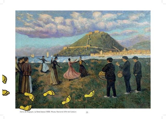 25Dario de Regoyos. La festa basca (1888). Museu Nacional d'Art de Catalun-