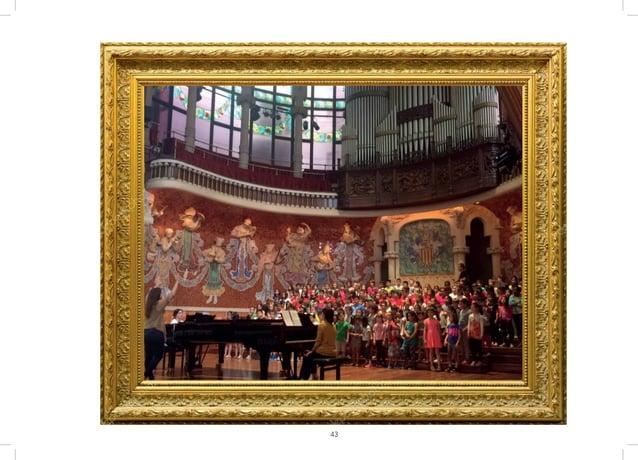 44 PATRIMONI CONVIDAT: MUSEU DE LA MÚSICA DE BARCELONA COMPARTIM Que és la música? Us ho heu preguntat mai? Penseu que és ...