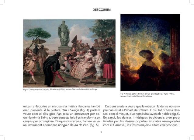 7 DESCOBRIM Fig 7: Alfred Sohon-Rethel. Detall d'un teatre de París (1904). Museu Nacional d'Art de Catalunya. Fig 6: Gian...