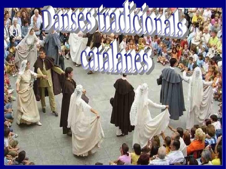 Danses tradicionals catalanes
