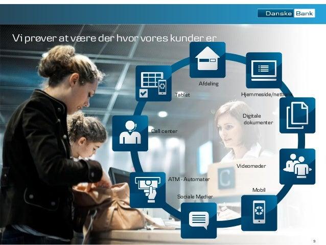 Danske bank - Mobtimizers - Mobilstrategi