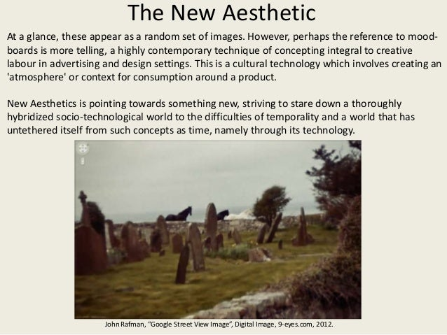 """responses to the essay on the new aesthetic The aesthetic movement, also known as """"art for art's sake,"""" permeated british  culture  to home decorating, to fashion, and embracing a new simplicity of style   in the gentle art of making enemies, a collection of essays published in 1890,   a homework question a duplicate answer repeatedly making the same post."""