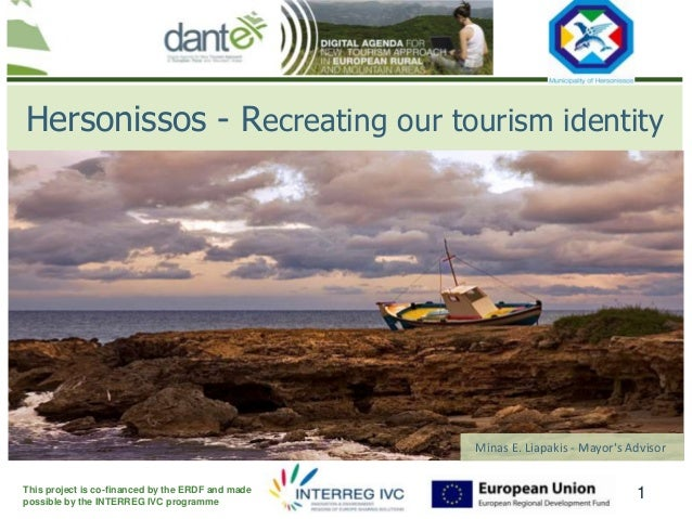 Your logo                                                                   hereHersonissos - Recreating our tourism ident...