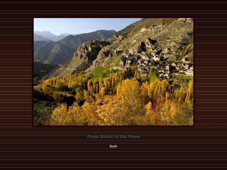 Gurb Parque Natural del Alto Pirineo