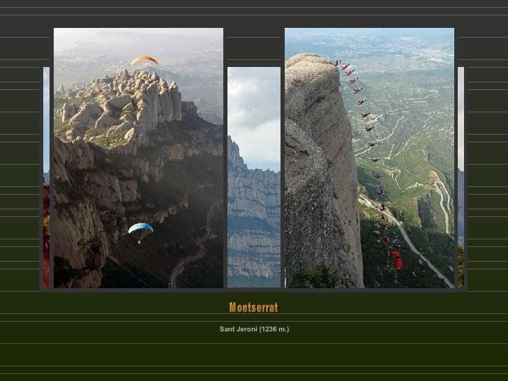Sant Jeroni (1236 m.) Montserrat