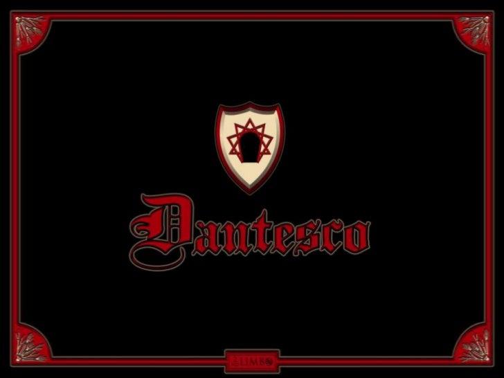 Dantesco<br />