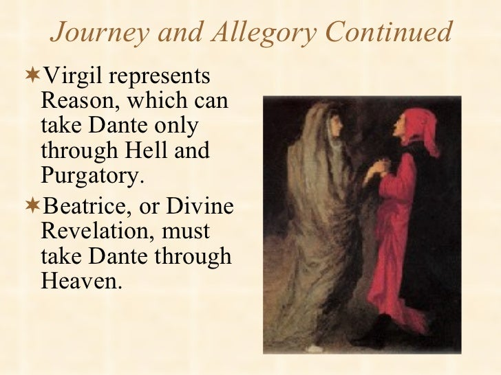 reflections of the divine the conclusion of dantes journey Dante takes the archetypal motif of the journey, the travels of the hero,  and  downwards, and its reflection backwards and upwards.