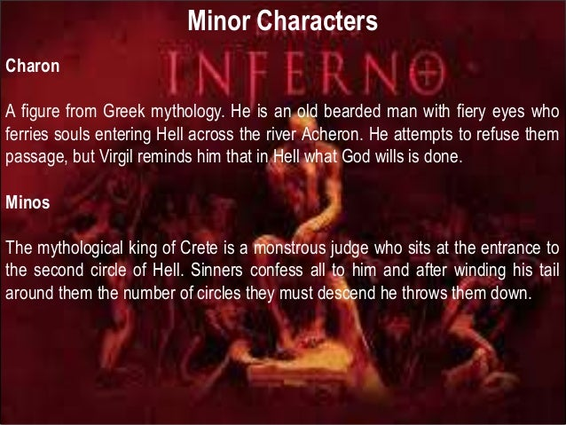 dante s inferno levels of hell